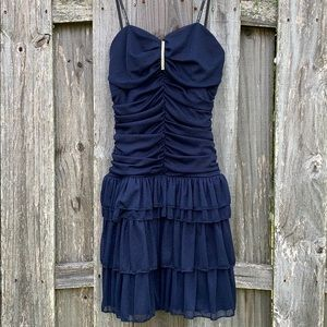 Glimmering Midnight Dress